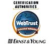 Webtrust logo